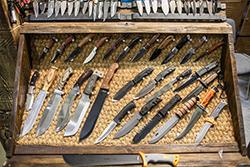 Поправки в закон о холодном оружии